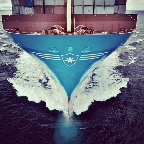 Maersk bov